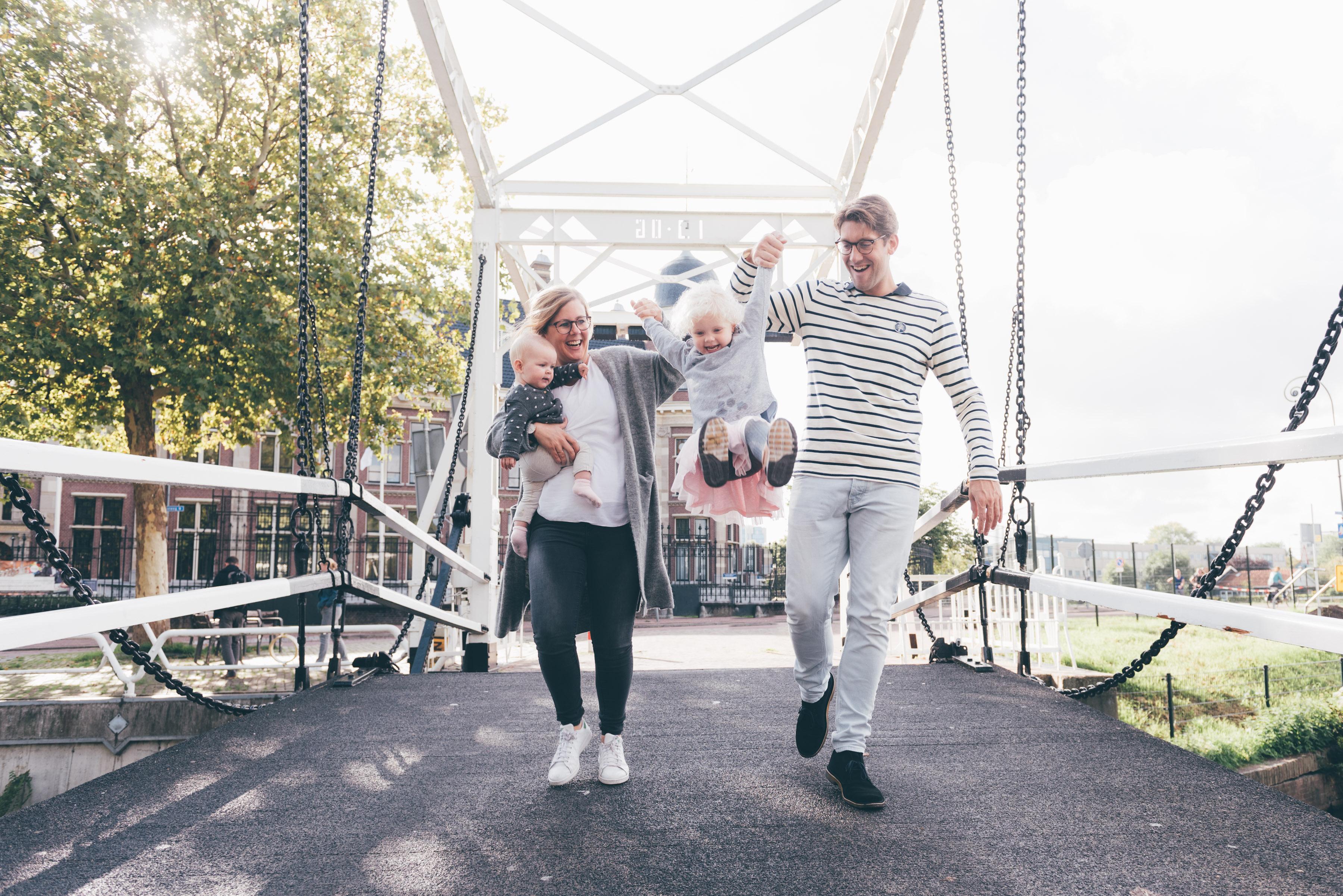 Lifestyle gezinsfotografie Utrecht