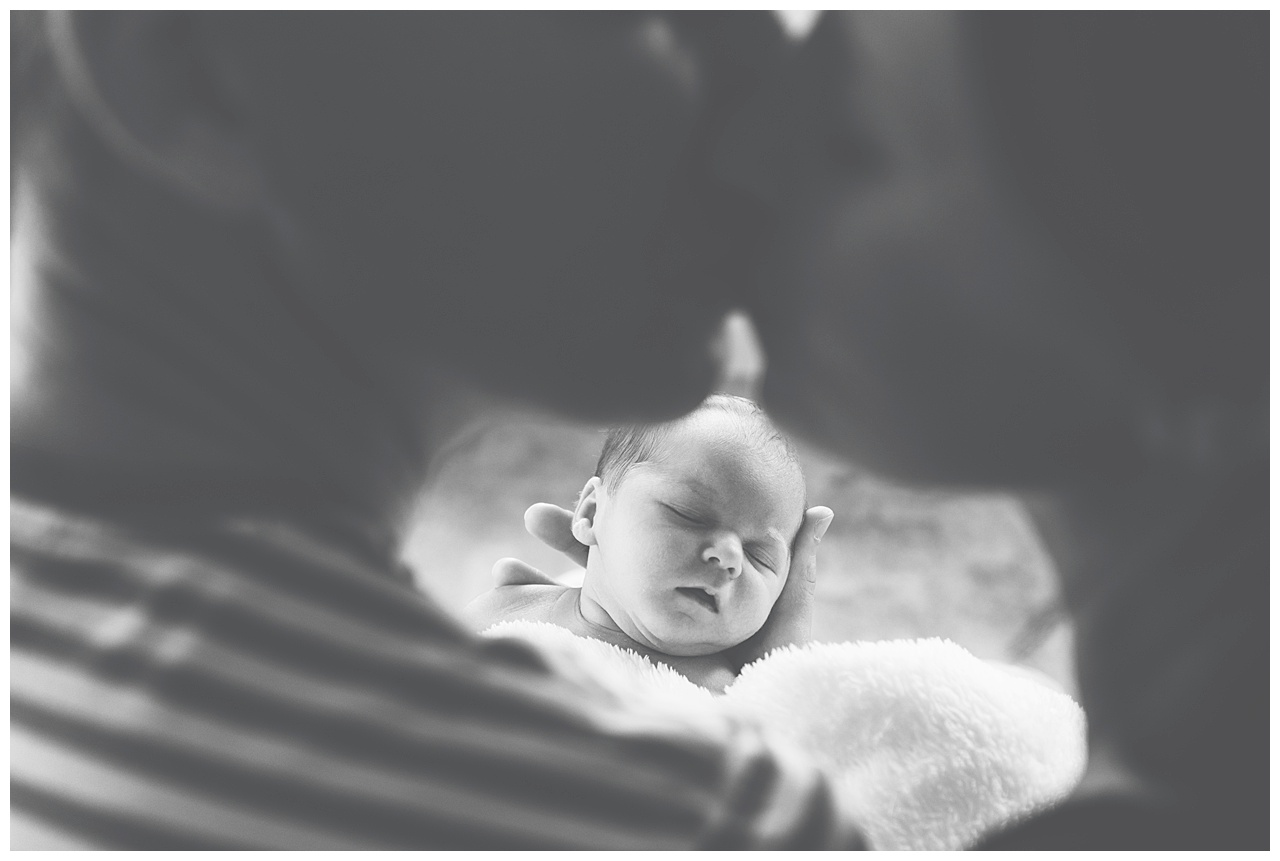 New born fotografie | Day in the Life