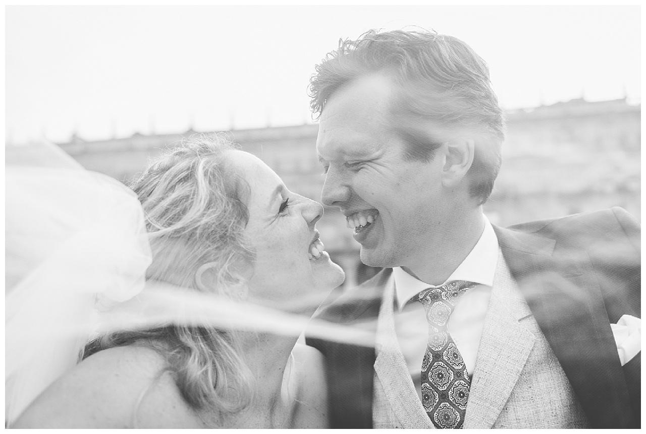Levina & Dirk | Intieme bruiloft in Salamanca | Spanje